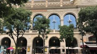 Un siècle après avoir accueilli la révolution des Ballets russes, le Théâtre du Châtelet a lancé son premier festival digital, «Après, demain», jusqu'au 12 juillet.