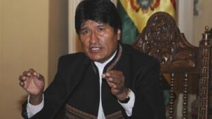 Los familiares de desaparecidos consideran que las autoridades no están haciendo lo máximo para resolver los casos. Foto: Evo Morales.