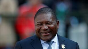 Presidente moçambicano, Filipe Nyusi, diz que ataques terroristas não afectam projectos de gás