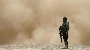 Mặt trận Afghanistan.