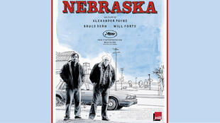 L'affiche du film<i>Nebraska,</i> d'Alexander Payne.