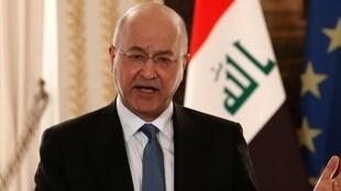 Le président Barham Saleh a nommé Adnane Zorfi comme nouveau Premier ministre à la tête de l'Irak.