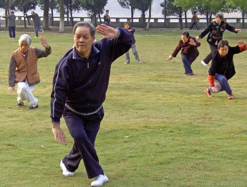 中国人口开始老龄化