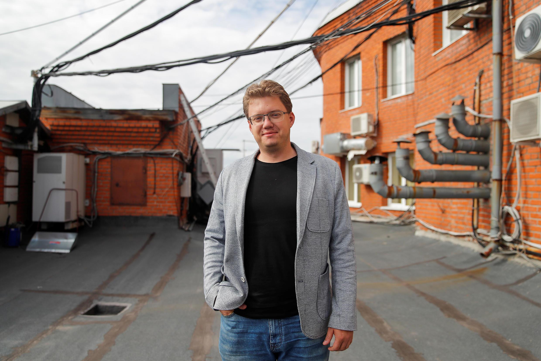 Сотрудник томского штаба Алексея Навального - Андрей Фатеев - победил на выборах в городскую думу Томска