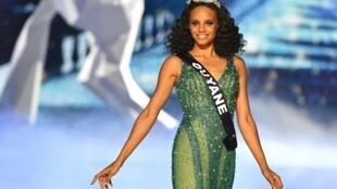 Alicia Aylies é a Miss França 2017
