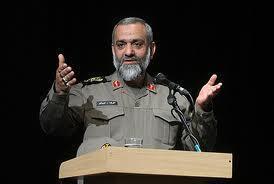 سردار محمدرضا نقدی، فرمانده بسیج