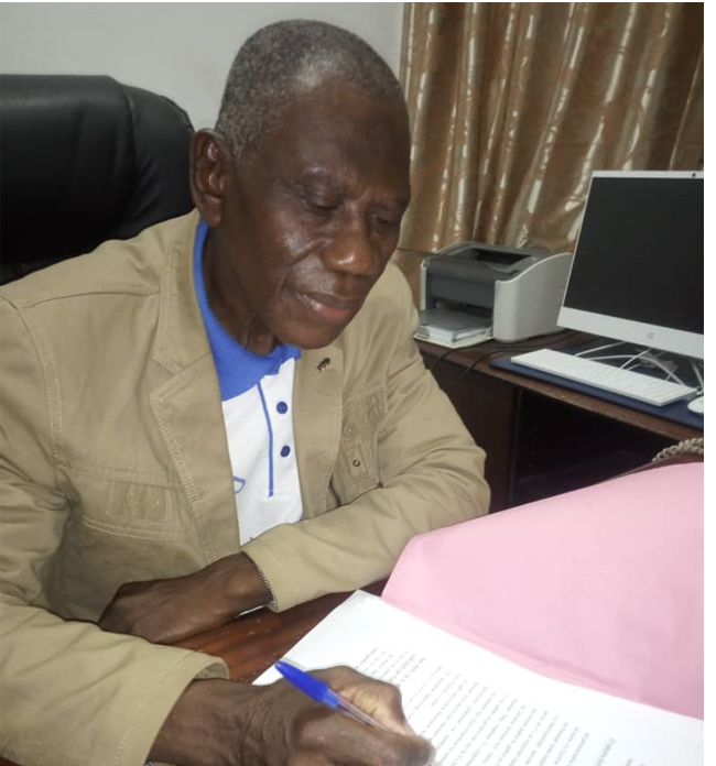 Dr Adiokolo Adama Coulibaly