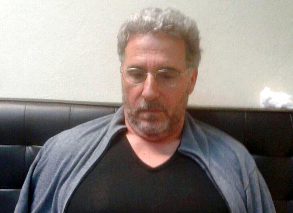 El jefe de la mafia calabresa Rocco Morabito, el 4 de septiembre de 2017.