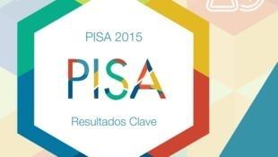 Carátula del informe Pisa 2015.