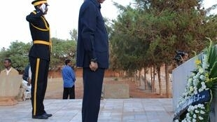 Issaias Afeworki, président de l'Erythrée.
