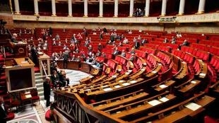The National Assembly in Paris, 16 June 2015. Earlier this year, the National Assembly and the Senate established new rules restricting the use of expenses.