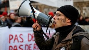 Manifestações foram registradas em mais de 100 cidades francesas