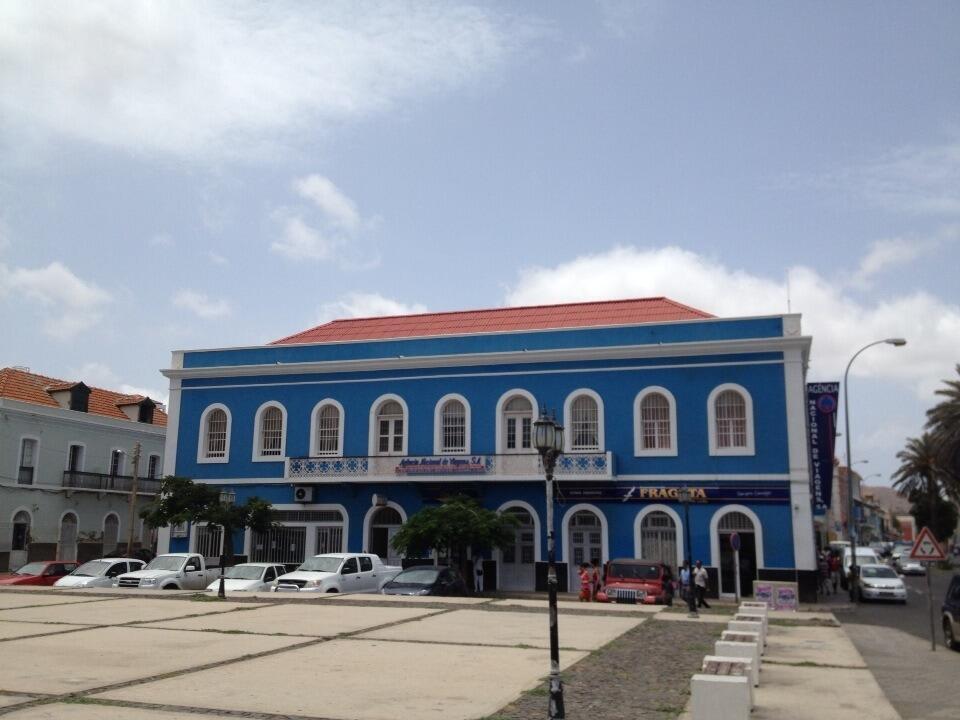 Ilha de São Vicente Cabo Verde