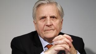 O presidente do Banco Central Europeu, Jean Claude Trichet.