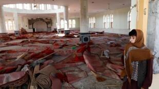 Une attaque de talibans a fait deux morts près de la base américaine de Bagram, ce 11 décembre 2019.