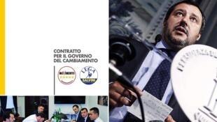 La Liga anunció por su lado que iba a someter el texto a votación de sus militantes, el sábado y el domingo en toda Italia.