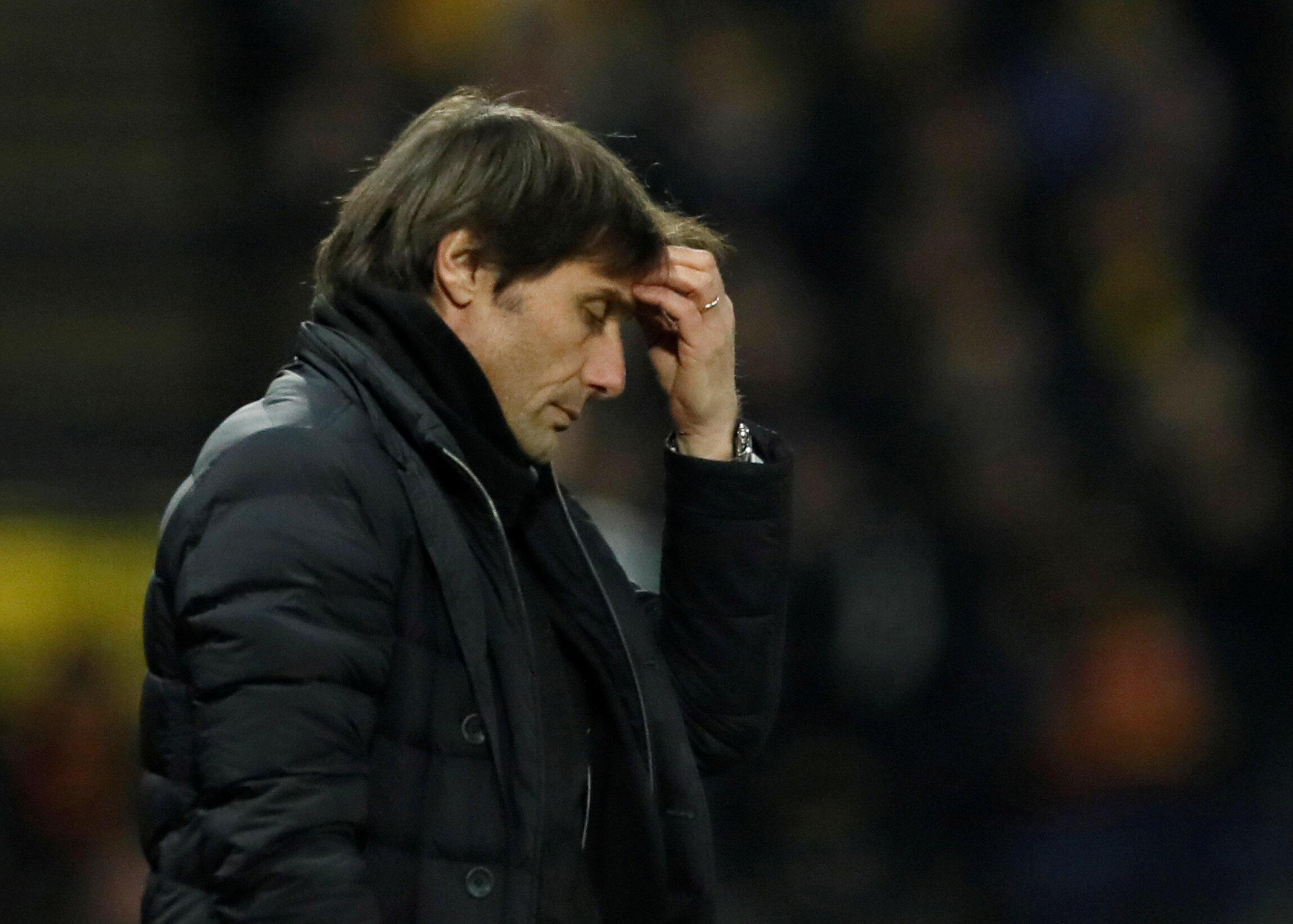 Kocin Chelsea Antonio Conte na cikin tsaka mai wuya saboda rashin karsashin kungiyar a bana