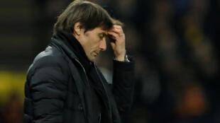 Kocha wa zamani wa Chelsea Antonio Conte