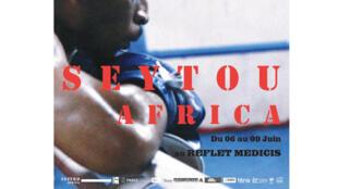Affiche du festival Seytou Africa, du 6 au 9 juin 2019, au Reflet Médicis.