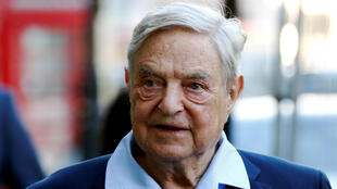 86-летний миллиардер Джордж Сорос