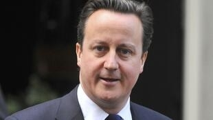លោកនាយករដ្ឋមន្រ្តីអង់គ្លេស David Cameron