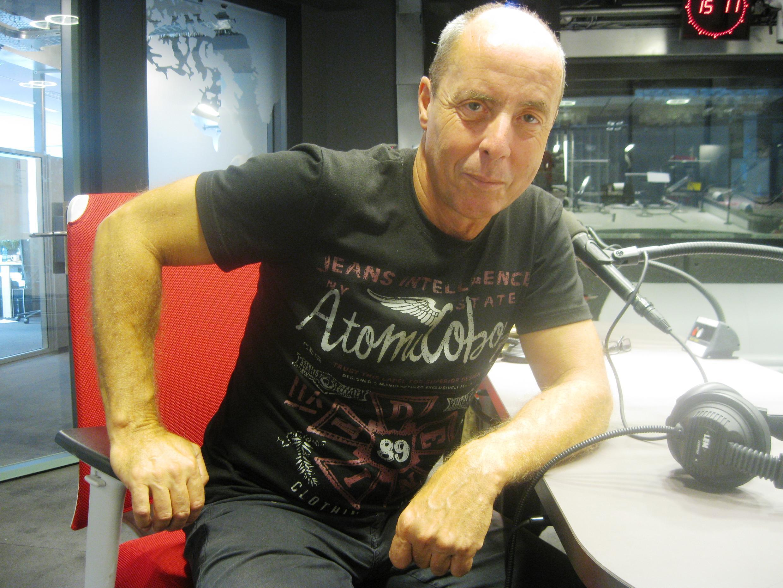Joaquim Falcó en RFI.