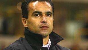 Roberto Martinez Kocha wa zamani wa Wigan Athletic ambaye anasakwa na Everton