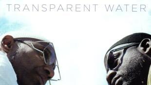 Detalle de la tapa del disco 'Transparent Water'.