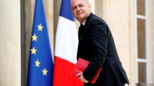 Глава МВД Франции Брюно Ле Ру