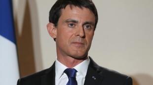 Manuel Valls, ex-Primeiro-ministro de França.2017