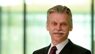 Peter Ghys, directeur du département information stratégique et développement à l'ONUSIDA.
