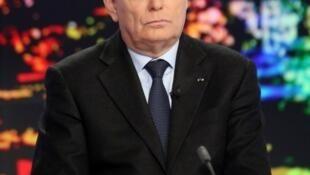 Le Premier ministre Jean-Marc Ayrault a déclaré la valeur de son patrimoine, le 15 avril 2013. Photo du 2 avril 2013.