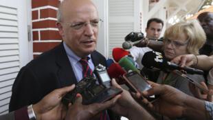Augusto Santos Silva, chefe da diplomacia portuguesa.