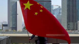 2月18日香港一法院门口