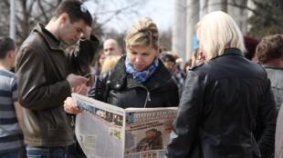 Việc bốn nhà báo bị trục xuất chỉ trong một vài ngày làm dấy lên nhiều câu hỏi về cách hành xử của chính quyền Ukraina đối với các nhà báo.