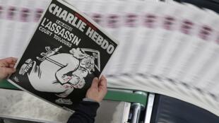 «Charlie Hebdo», symbole contesté de la liberté d'expression, défend plus que jamais le droit à rire de tout.
