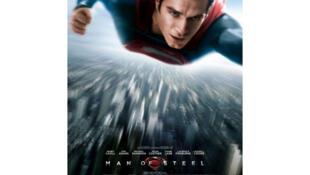 Le nouveau Superman, «Man of Steel», actuellement dans les salles en France.