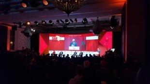 Une vue d'un Forum d'investissement Chine-Afrique.