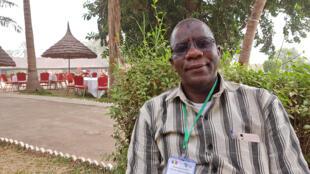 Moro Diakité, Ingénieur des sciences appliquées, responsable statistiques de la Compagnie Malienne de Développement des Textiles (CMDT)