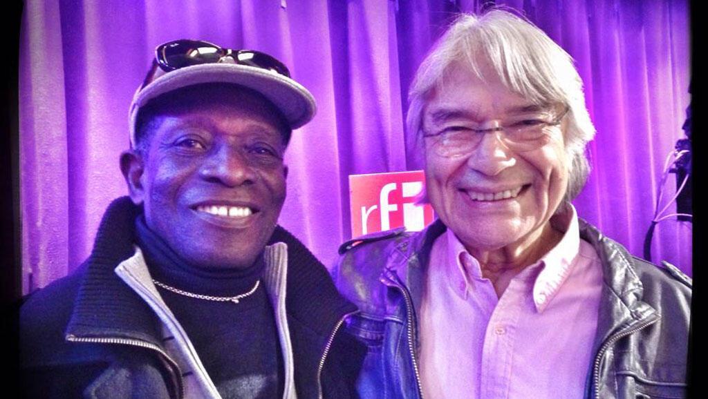 Tony Allen et Raùl Barboza à RFI.