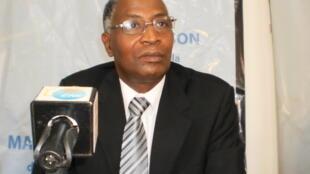 Bah Oury, opposant guinéen vice-président de l'UFDG.