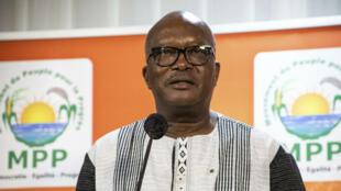 Roch Marc Christian Kaboré Burkina