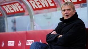Volker Finke, le nouveau sélectionneur du Cameroun.