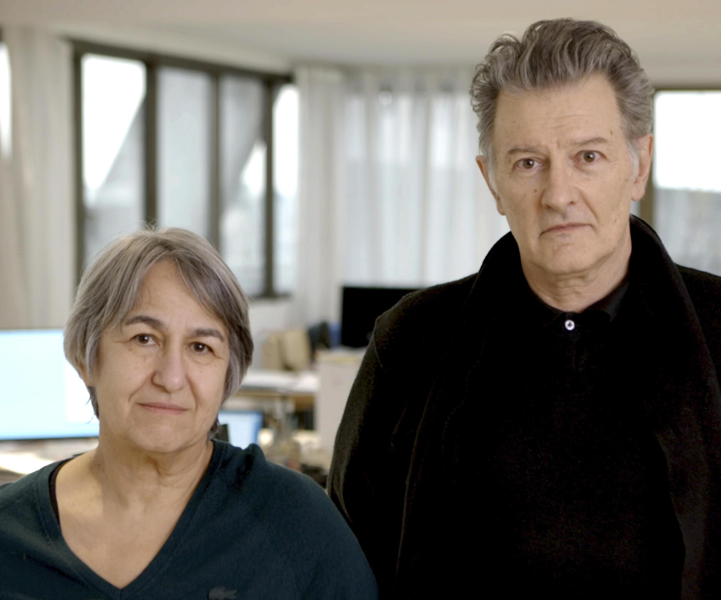 Pritzker 2021 - Anne Lacaton - Jean-Philippe Vassal