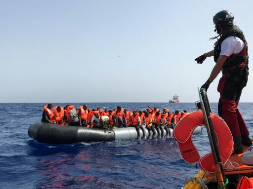 Libya has become a major route for migrants trying to cross the Mediterranean to try to reach Europe