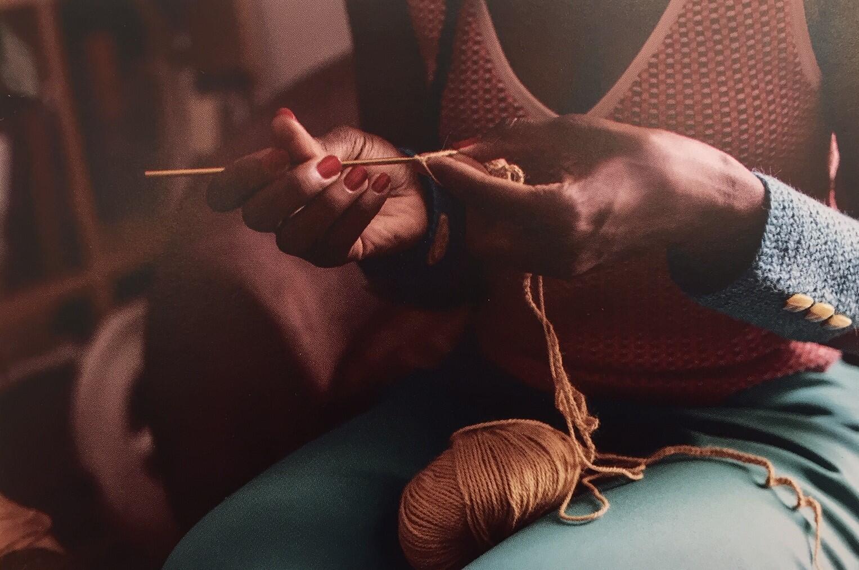 Crocheter la laine, la passion de Rachel B.
