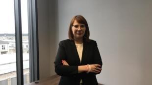 Olga Kovalkova, membre du présidium du conseil de coordination de l'opposition, arrêtée le 25 août, puis détenue à Minsk, elle a été transportée, début septembre, à la frontière polonaise par les services de sécurité biélorusses.