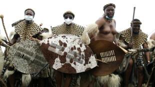 Rei Zulu Enterro