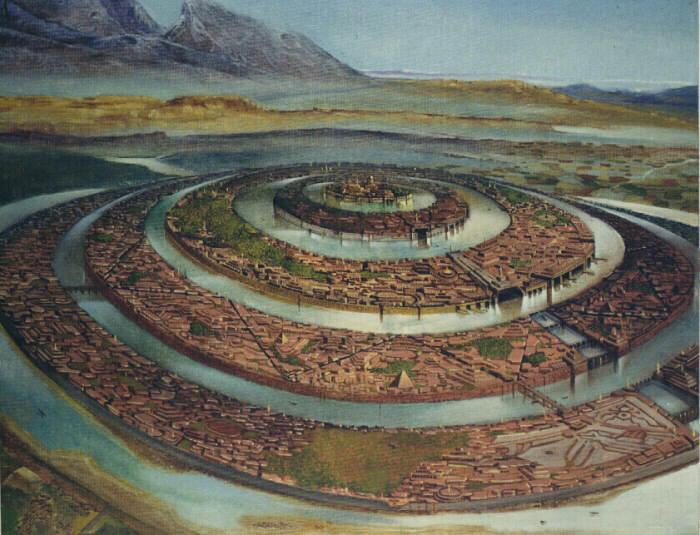 La ciudad perdida de la Atlántida, vista por Platón