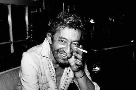 A obra de Serge Gainsbourg está sendo descoberta pelas novas gerações.